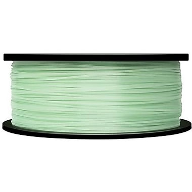 MakerBot 1.75 mm PLA Filament, Small Spool, 0.5 lb., Glow-in-the-Dark