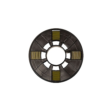 MakerBot 1.75 mm PLA Filament, Small Spool, 0.5 lb., Army Green