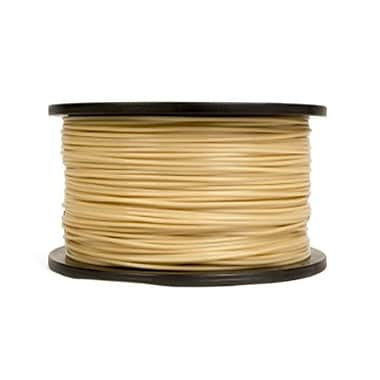 MakerBot 1.75 mm PLA Filament, Small Spool, 0.5 lb., Khaki
