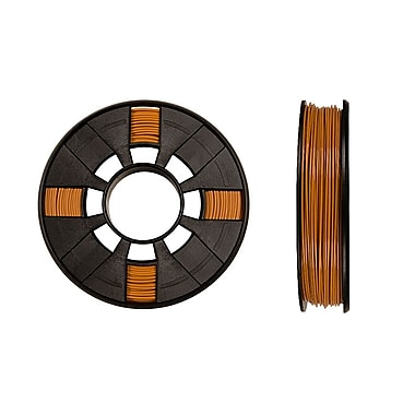 MakerBot 1.75 mm PLA Filament, Small Spool, 0.5 lb., True Brown