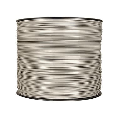 MakerBot 1.75 mm PLA Filament, XXL Spool, 10 lb., Cool Grey
