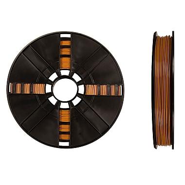 MakerBot 1.75 mm PLA Filament, Large Spool, 2 lb., True Brown