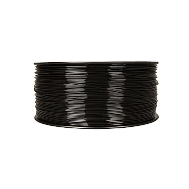 MakerBot – Filament en plastique PLA, 1,75 mm, bobine grand format, 5 lb, noir pur