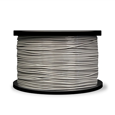 MakerBot 1.75 mm PLA Filament, XL Spool, 5 lb., Cool Grey