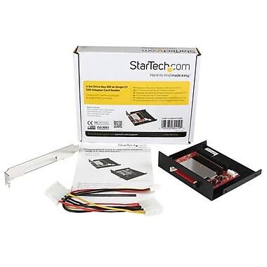 StarTech – Lecteur de cartes Drive Bay IDE, adaptateur simple SSD CF de 3,5 po