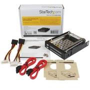 StarTech.com 2 Drive 2.5in Trayless Hot Swap SATA Mobile Rack Backplane
