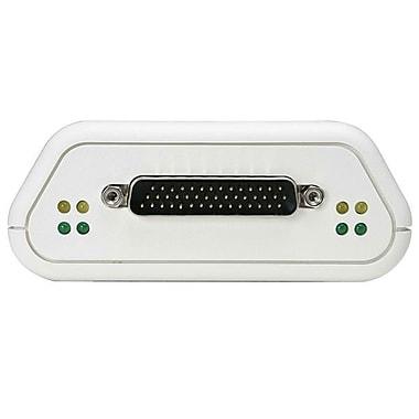 StarTech.com – Serveur de périphériques à 4 ports série RS232 vers IP Ethernet