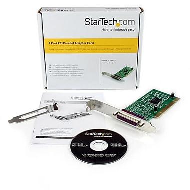 StarTech - Carte PCI parallèle à 1 port EPP/ECP