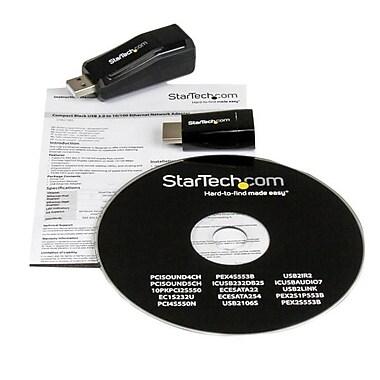 StarTech.com – Trousse d'adaptateurs VGA et Ethernet pour Samsung XE303 ChromebookMC, HDMI à VGA, USB 2.0 à Ethernet