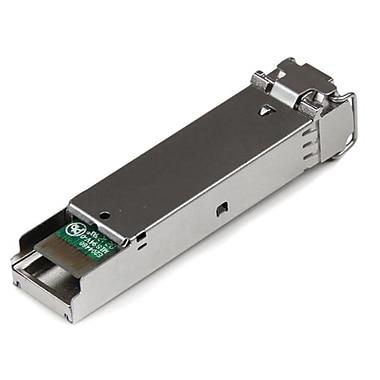 StarTech.com Cisco Compatible Gigabit Fiber SFP Transceiver Module MM LC, 550m (Mini-GBIC)