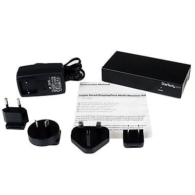 StarTech.com – Adaptateur multimoniteur DisplayPortMD à trois têtes