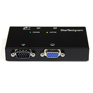 StarTech.com 2 Port VGA over Cat5 Video Extender, Transmitter