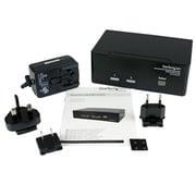 StarTech.com – Commutateur KVM USB double DVI à 2 ports avec concentrateur audio et USB 2.0