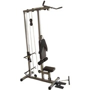 Valor Athletics CB-12 Plate Loading Lat Total Body Gym