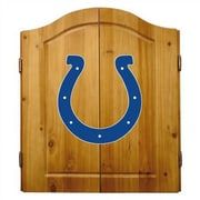 Imperial NFL Team Logo Complete Dart Cabinet Set; Indianapolis Colts