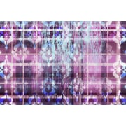 PTM Images Hidden Hues w/ Glass Coat Graphic Art on Wrapped Canvas