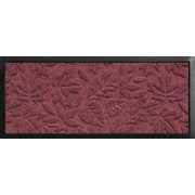 Bungalow Flooring Aqua Shield Fall Day Boot Tray; Bordeaux