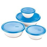 Sterilite 8-Piece Covered Bowl Set