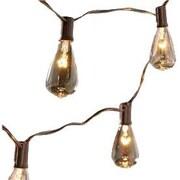 String Light Co Vintage Edison Light Bulb; Clear