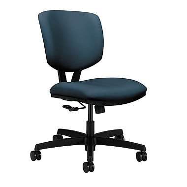 HON Volt Center-Tilt Task Chair, Cerulean