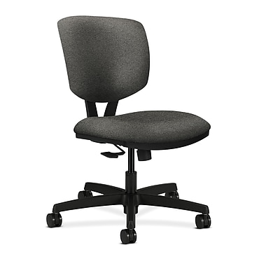 HON Volt Task Chair Synchro-Tilt, Olefin Fabric, Gray