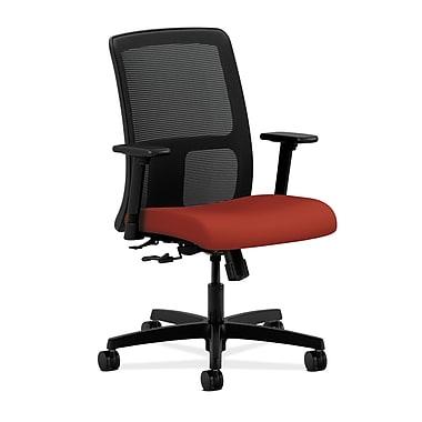 HON Ignition Center-Tilt Low-Back Mesh Task Chair, Poppy Fabric