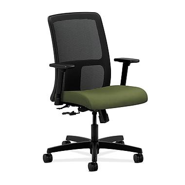 HON Ignition Center-Tilt Low-Back Mesh Task Chair, Clover Fabric