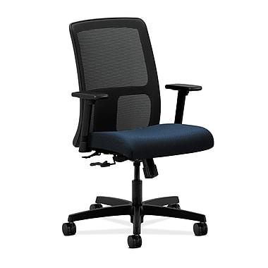 HON Ignition Center-Tilt Low-Back Mesh Task Chair, Mariner Fabric