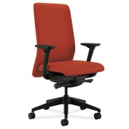 HON Back Task Polyester Fabric Chair, Mulberry