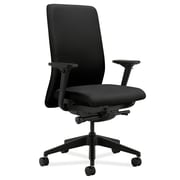 HON® HONN104NT19 Nucleus® Fabric Office Chair with Adjustable Arms, Charcoal