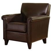 Home Loft Concept Lerentee Arm Chair; Espresso