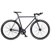 Big Shot Bikes Kyoto Single Speed Fixed Gear Road Bike; 23.6 in