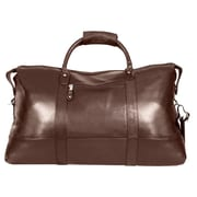Canyon Outback Leather Falls Canyon 22'' Travel Duffel; Brown
