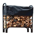 King Canopy FireKing Firewood Fire Pit Log Rack; 46.5'' H x 48'' W x 14'' D