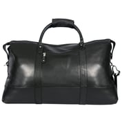 Canyon Outback Leather Falls Canyon 22'' Travel Duffel; Black