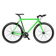 Big Shot Bikes Ibiza Single Speed Fixed Gear Road Bike; 23.6 in