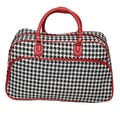 All-Seasons 21'' Carry-On Duffel; Red