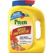 Preen Garden Weed Preventer w/ Battery-Powered Spreader Cap