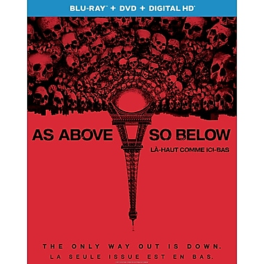 As Above, So Below (Blu-ray/DVD)