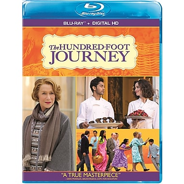 The Hundred Foot Journey (Blu-ray)