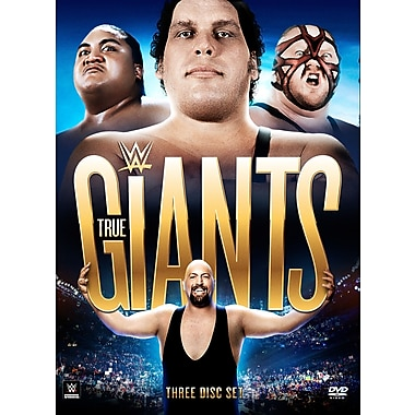 WWE 2014 Presents: True Giants (DVD)