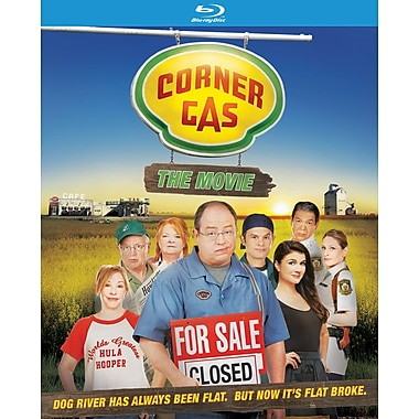 Corner Gas: The Movie (Blu-ray)