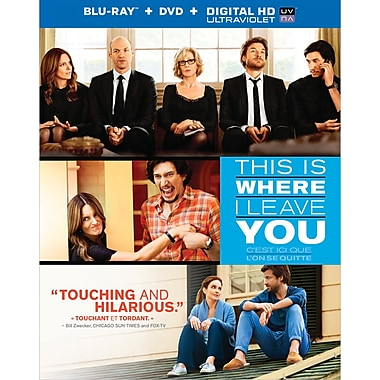 This is Where I Leave You (Blu-ray/DVD)
