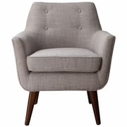 TOV Clyde Arm Chair; Beige