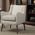 Handy Living Lilian Arm Chair; Sea Foam Blue