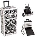 Sunrise Cases Professional Cosmetic Makeup Train Case