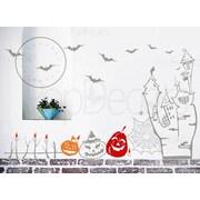 Pop Decors Halloween Wall Decal