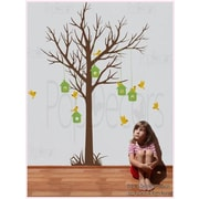 Pop Decors Love Home Tree Wall Decal