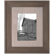 Malden Walnut Picture Frame; 7'' H x 15'' W x 11.25'' D