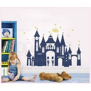 Pop Decors Princess Castle Wall Decal